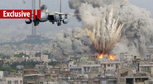 Tel Aviv's Syria Gambit