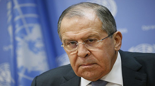 Lavrov: US Trying To Create Alternative Gov't on Syrian Land