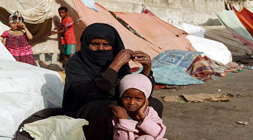 Yemen Crisis: 32,000+ Displaced In Two Months