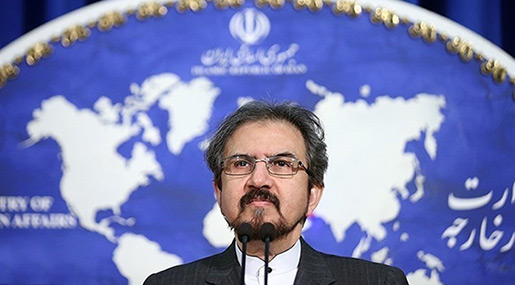 Iran Stresses Preserving Syria's Territorial Integrity