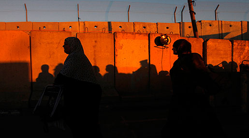 South Africa Levels Apartheid Charge at 'Israel'
