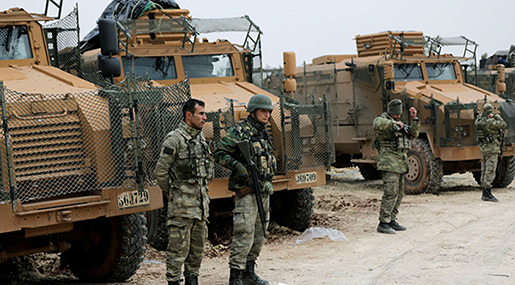 Turkey Says Discussion of US Syria Zone Proposal Too Early