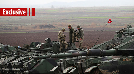 To What Extent Does Turkey's Military Incursion Into N Syria Undermine US Interests?