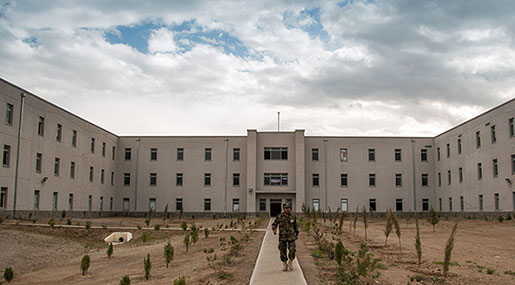 Afghanistan: Kabul Military University Rocked by Explosions, Gunfire