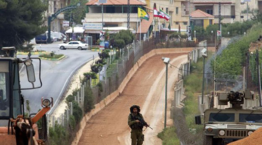 'Israel' Fears Hezbollah Infiltration into Northern Settlements