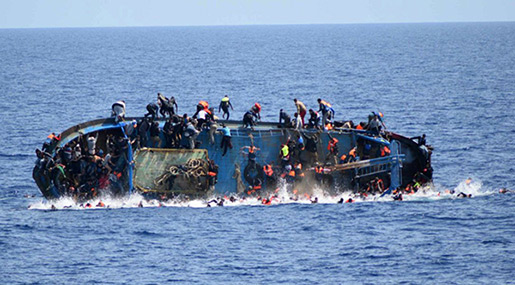 IOM: 90 Mostly Pakistanis Dead in Shipwreck Off Libya