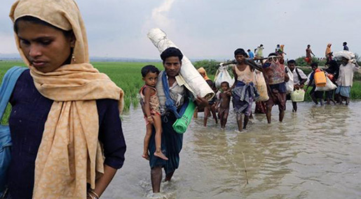 UN, US Voice Concern after Mass Graves Found in Rakhine