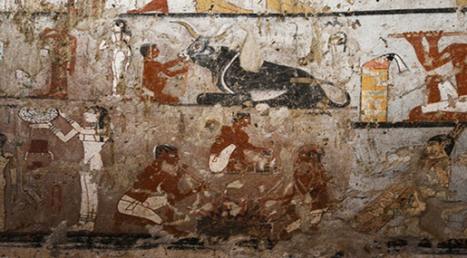 4400-Year-Old Tomb of Ancient Priestess Unveiled in Egypt