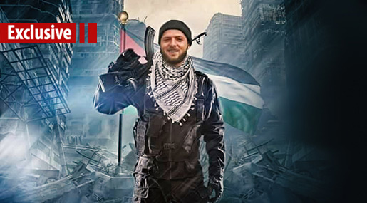 The Ghost of Jenin Rises as a Martyr...