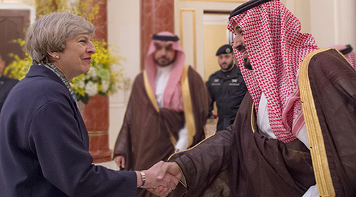 Why the Saudi Crown Prince Is Not Welcome In the UK