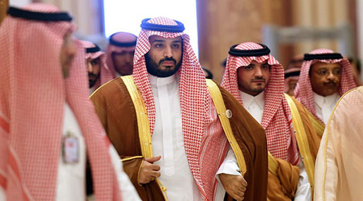 Saudi Arabia's Crown Prince already Controlled the Nation's Media, Now He's Squeezing it Even Further