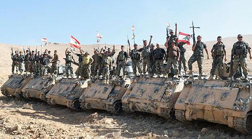 Lebanon: Army to Confront any 'Israeli' Encroachments on Border