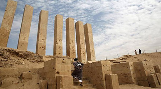 UNESCO: Yemen War Threatens History