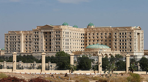 Riyadh's Ritz-Carlton Hotel Reopens after Saudi Royal Purge
