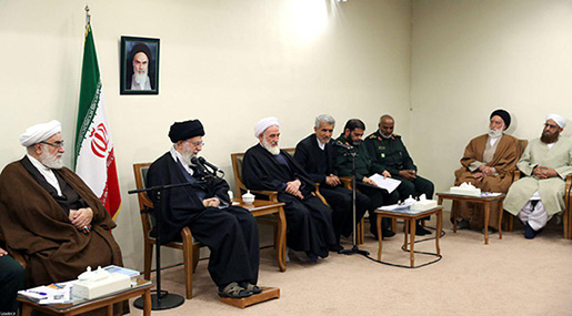 Imam Khamenei: Shias, Sunnis Stood Together in Hardest Times