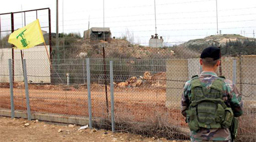 Hezbollah Belittles the Concrete Wall: We Will Flow Towards Palestine