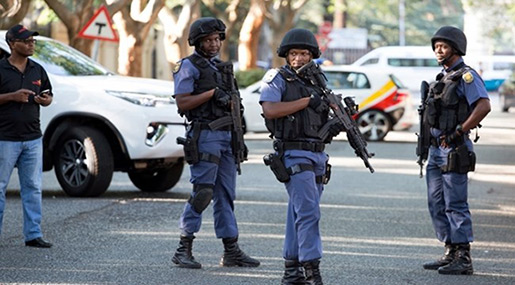 South African Police Raid Gupta Home, Pressure Cranks Up On Zuma