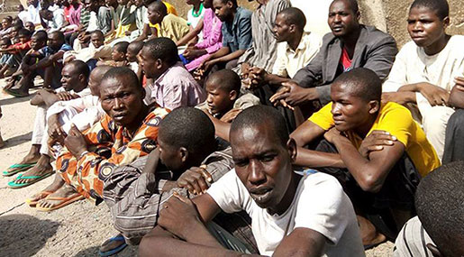 Nigeria: 475 Boko Haram Suspects Freed for Lack of Evidence
