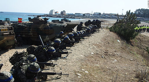 US, S Korean Militaries to Conduct Joint Drills