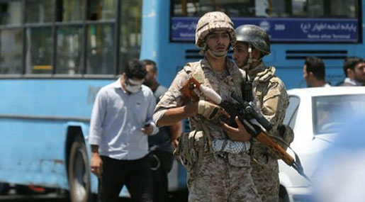 Iran: Five Security Forces Killed In N Tehran Attacks