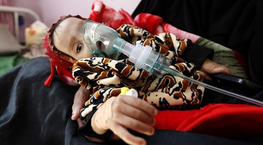 Yemen Crisis: 66 People Died of Diphtheria, WHO Reports