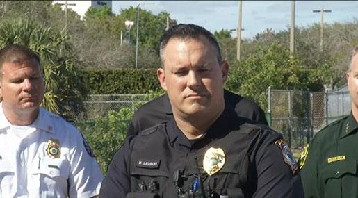 Florida School Shooting: Armed Guard Failed to Enter Building, Stop Shooter