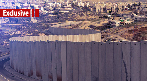 «Israel» Living in Horror: Ongoing Border Constructions Since 2014