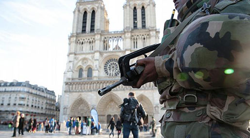 France Foils Two Terror Attacks This Year