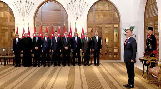 Jordan's Economic Crisis: PM Reshuffles Gov't to Soothe Anger