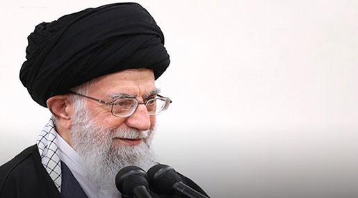 Imam Khamenei: Iranian Workforce Stood Up Against Enemies' Plots