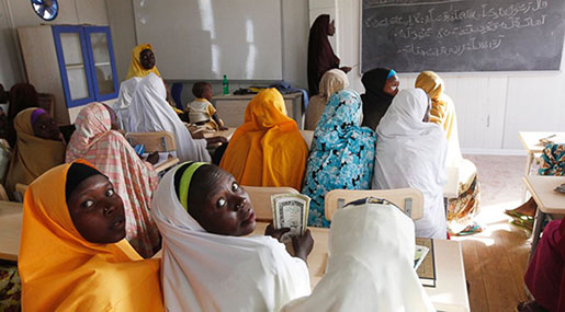 Nigeria: Search Stepped up for 110 Schoolgirls Kidnapped by Boko Haram