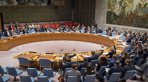 Russia Vetoes UNSCR to Pressure Iran over Yemen
