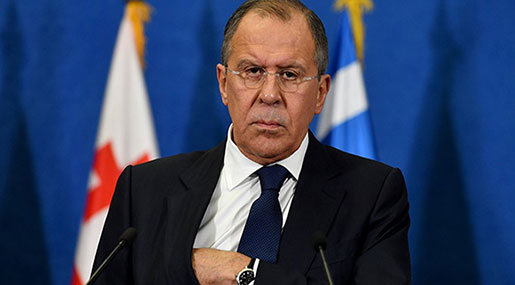 Lavrov: Unacceptable to Divide Terrorists Into 'Good & Bad Ones'