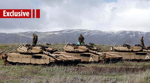 'Israeli' Fears of a Russian Buffer