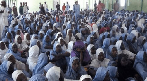 Nigeria Dapchi Girls: Cleric, Lawmaker Carpet Buhari over Girls Abduction