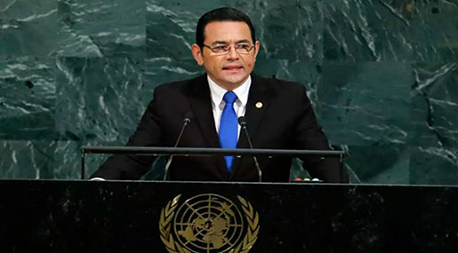 Guatemala to Move Embassy to Al-Quds in May