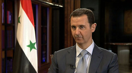 Al-Assad: The Syrian People Are the Decision-Makers in Any Future Political Choices