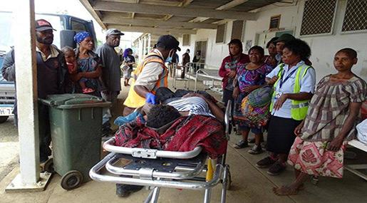 Papua New Guinea Earthquake: At Least 18 Killed in New Quake