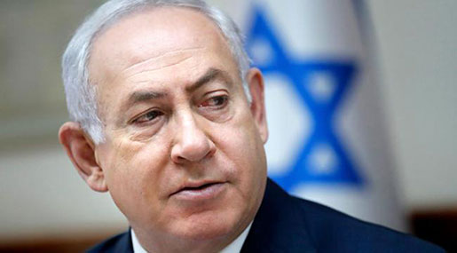 Netanyahu Claims: Witnesses Are Told That Only Way Out Is to Smear Me