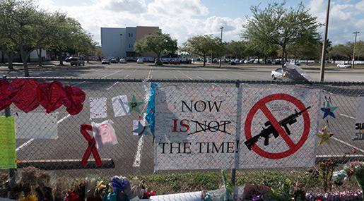 Florida Lawmakers Pass Gun Bill That Allows Arming «Some» School Staff