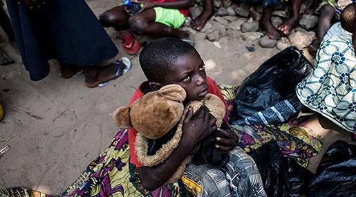 Congo: 2 Million Children at Risk of Starvation, UN Warns