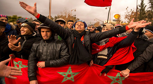 Morocco's Protest Leaders Arrested