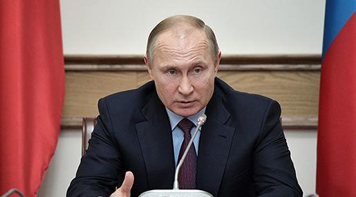 Kremlin: Putin «Extremely Concerned» Over UK's Destructive, Provocative Stance in Skripal Case