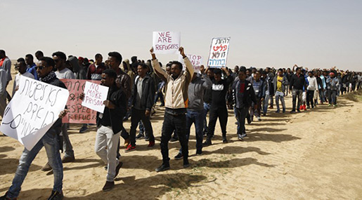 Deportation of African Migrants Temporarily Halted