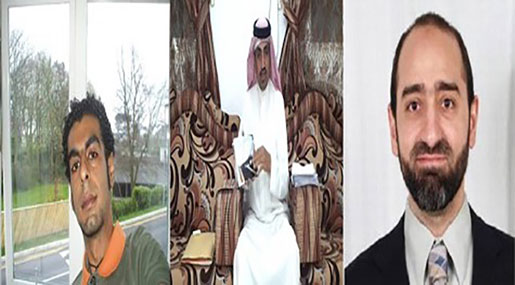 Saudi Crackdown: Court Sentences Three More Rights Defenders To Up To Six Years in Prison