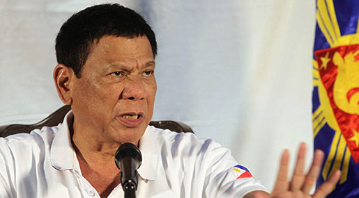 Philippines Tells UN it Will Quit ICC