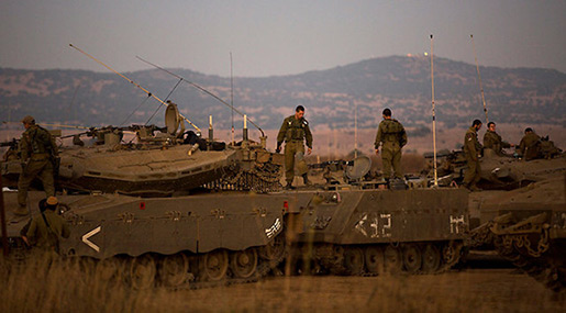«Israel» Simulates Multi-front War with Russia Intervening Over Syria in Military Drills