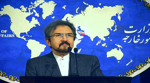 Qassemi: Iran to Overcome All Challenges As Usual