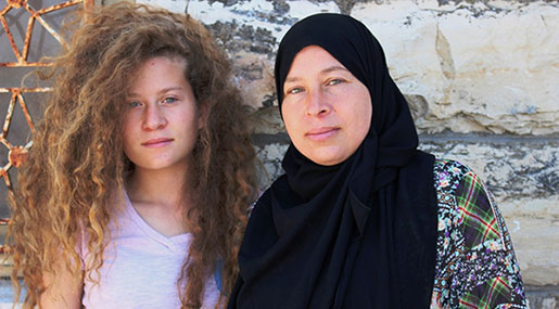 Nariman and Ahed Tamimi: Icons of Palestinian Resilience