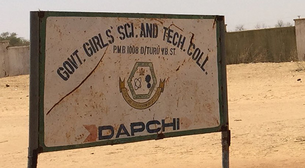 Dapchi Kidnapping: Nigerian Schoolgirls Abducted by Extremists Freed